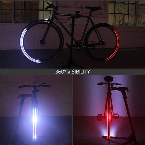 Revo Light by Revolights Skyline Bicycle Lighting System 700c 27