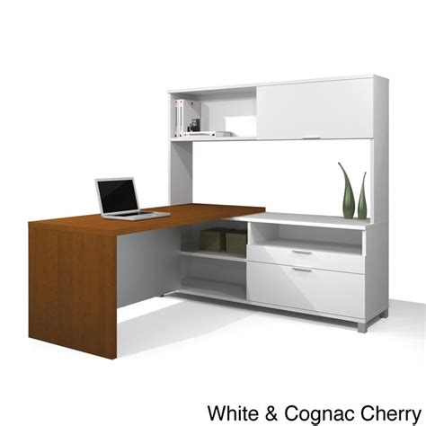 sauder transit collection multi tiered l shaped desk top 25 ideas about coo office on