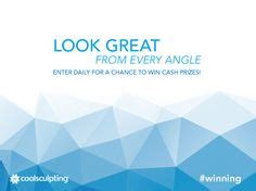 Coolsculpting Sweepstakes - rules of engagement engagement and offices on pinterest