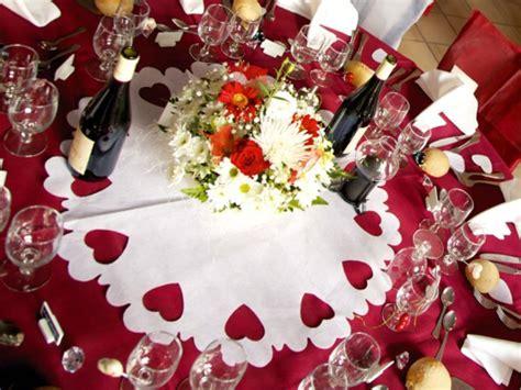 Tischdekoration Hochzeit Rot by H 252 Bsche Varianten F 252 R Hochzeit Tischdekoration Archzine Net