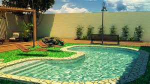 Swimming Pool Ideas For Small Backyards Small Built In Pool Designs Studio Design Gallery Best Design
