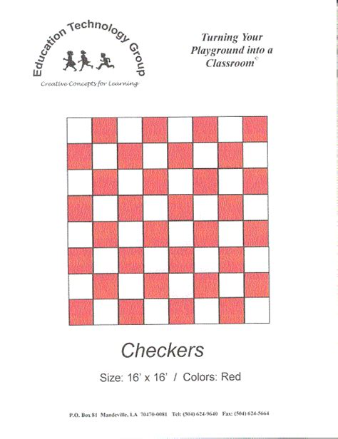 printable directions for checkers special edition
