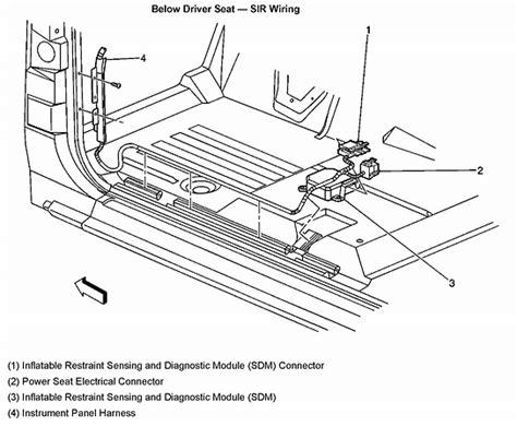 airbag deployment 2005 chevrolet equinox transmission control 2005 chevy silverado air bag sensor imageresizertool com