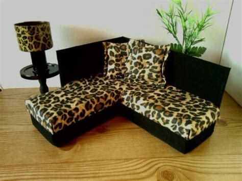high or furniture cheetah print sectional