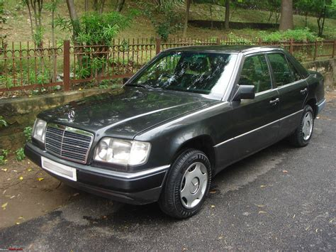 How Big Is A 2 Car Garage by W124 Mercedes E220 Or E250d Which Would You Buy Page