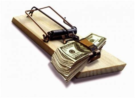 borrowers trap lend me money the trap the trading trap