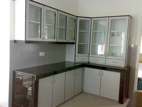 gambar desain furmiture lemari dapur gambar lemari dapur kaca aluminium dan 8 desain model