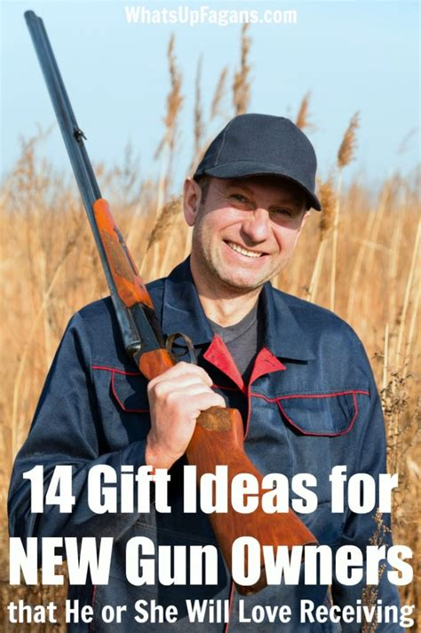 gifts for owners 14 needed gift ideas for new gun owners