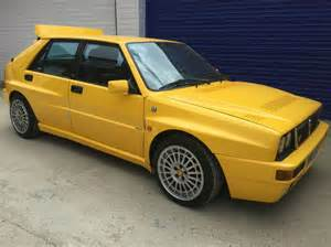 Lancia Evolution Lancia Delta Integrale Evo 2 Fsh Low Ebay