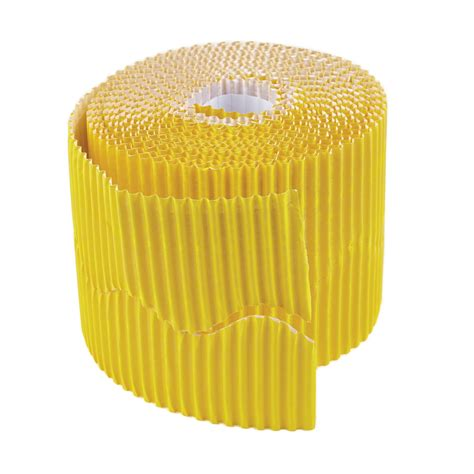 yellow rolls classmates border rolls yellow gls educational supplies