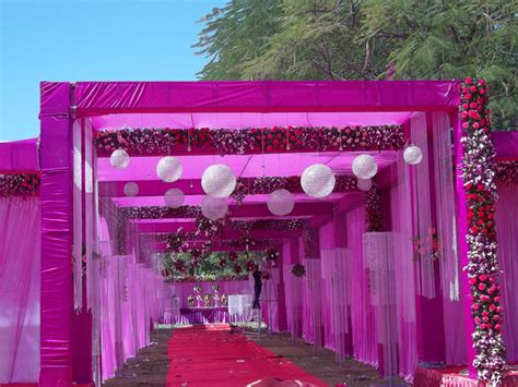 Wedding Entry by Passage Entry Decoration Ahmedabad Passage Entrance