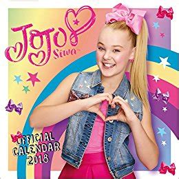 be you activity book jojo siwa books jojo siwa official 2018 calendar square wall format