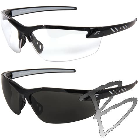 edge safety eyewear zorge safety glasses