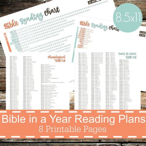 Galerry printable 365 day bible reading plan