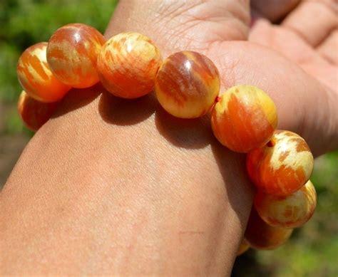 Minyak Pinus gelang kayu pinus getah 18mm indahcraft