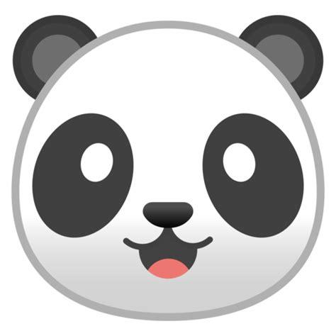 emoji panda t 234 te de panda emoji
