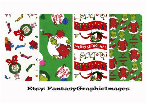 printable grinch bookmarks free collage sheets free bookmark collage sheets