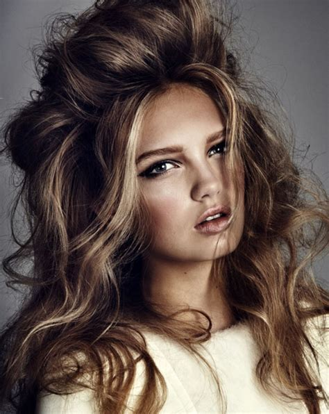 long hairstyles for big heads big hair friday hair romance
