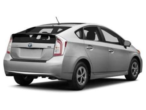 Toyota Prius Curb Weight 2014 Toyota Prius Four 5dr Hatchback Specifications