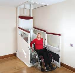 harmony through floor wheelchair lift disabled products