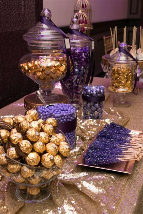 purple and gold table decorations best 25 purple decorations ideas on