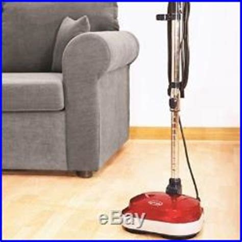 Vinyl Floor Cleaning Machine by Bare Floor Buffer Polisher Scrubber Pads Clean Wood