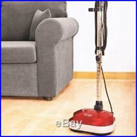 Bare Floor Buffer Polisher Scrubber Pads Clean Wood