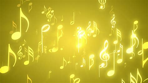 wallpaper gold music musical notes gold downloops creative motion backgrounds
