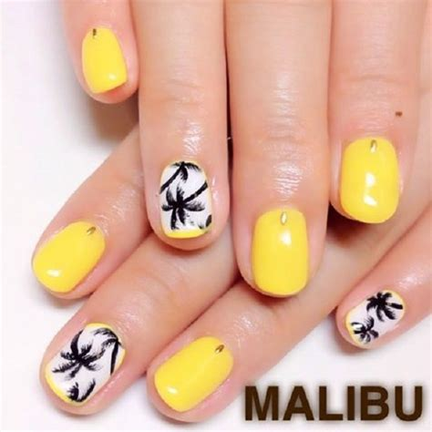 Einfache Nägel by 40 Palm Tree Nail Ideas Nenuno Creative