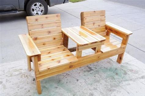 chairs made from wood pallets wood pallet chair ideas upcycle