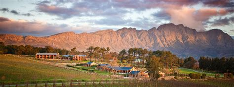 Finding In South Africa Travel South Africa Find Ultimate Countryside Luxury At La Residence Franschhoek