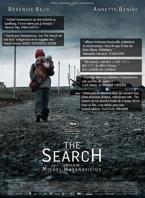The Search Palais Duplex L Anti Affiche De The Search Arte Info