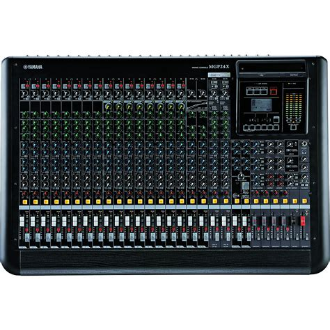 Mixer Yamaha Mgp 16 Channel yamaha mgp 24x 171 mixer