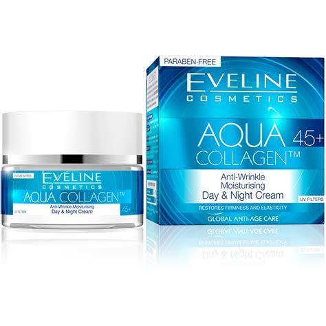 Aqua Collagen eveline cosmetics aqua collagen anti wrinkle moisturizing