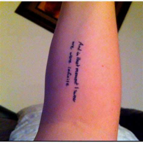 perks of being a wallflower tattoo the perks of being a wallflower ideas