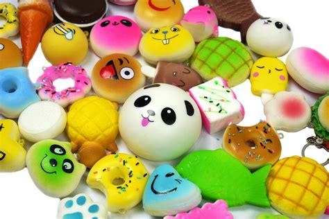 Squishy Mini Random Isi 5 ms 24pcs random kawaii soft squishy jumbo mini panda donuts toast phone chain ebay