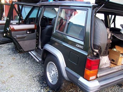 jeep grand cherokee laredo diesel 2 5 turbo r reg 1997 for spares and find used 1995 jeep cherokee country 2 5 turbo diesel 5 speed suv in laurel maryland united states