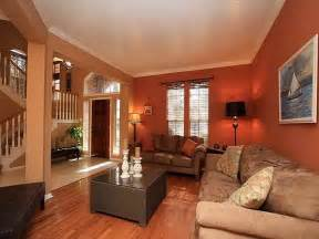 Color Ideas For Living Room by Warm Colors Living Room Interior Design Ideas With Calm