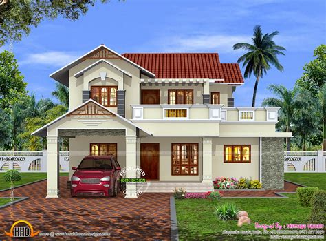 some beautiful house designs kerala home design holidays oo