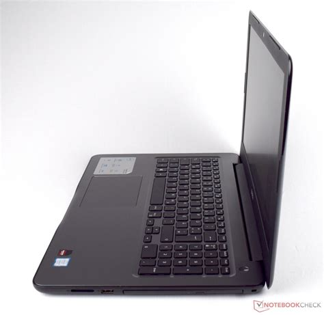 dell inspiron 15 5000 5567 1753 notebook review notebookcheck net reviews