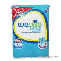Sensi Diapers L 10 jual diapers murah
