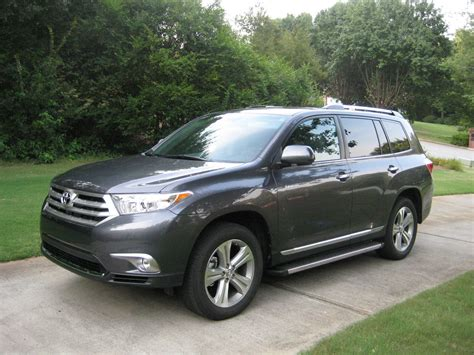 2012 toyota limited 2012 toyota highlander exterior pictures cargurus