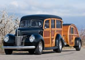 classic woodie 1940 ford woody