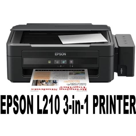 harga printer epson l210 epson l 210 printer