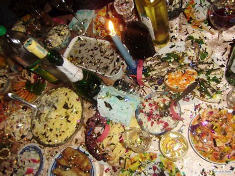 new year feast russian new year feast and confetti petard fail 183 russia