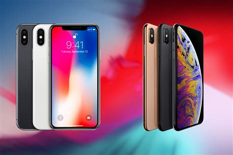 comparatif iphone xs vs iphone x la diff 233 rence vaut la peine