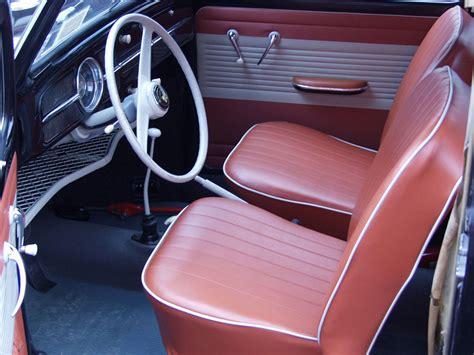 tmi upholstery vw thesamba com gallery 1958 beetle tmi interior and 60