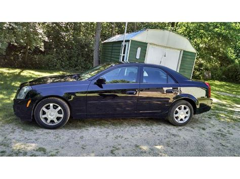 used cadillacs for sale by owner 2003 cadillac cts for sale by owner in shelbyville mi 49344