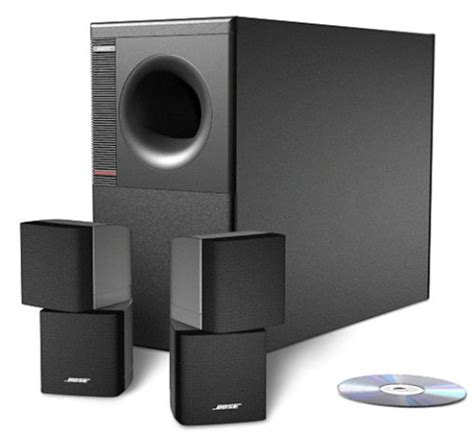 best buy for bose acoustimass 5 speaker system ideal