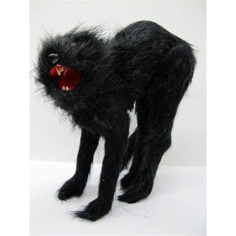 decorations black cat scary black cat decoration